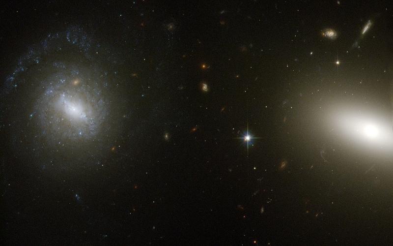 HCG 7 NGC 196 NGC 197